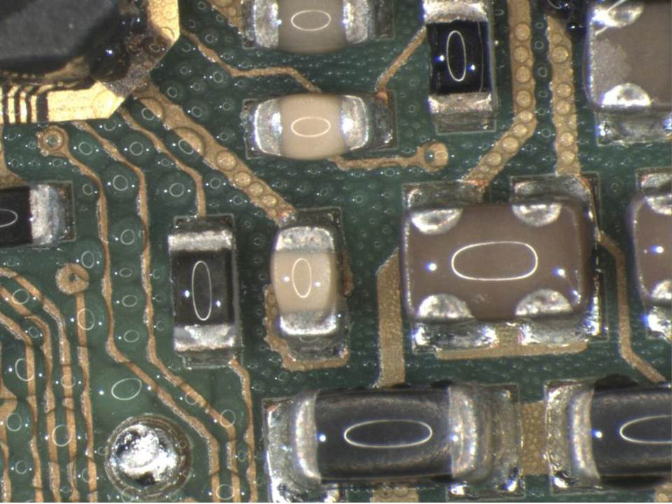 Corrosion in electronics